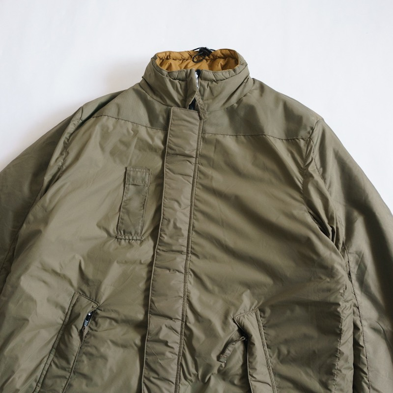 Netherlands Military × Snugpak / Deadstock / Softy Reversible Jacket