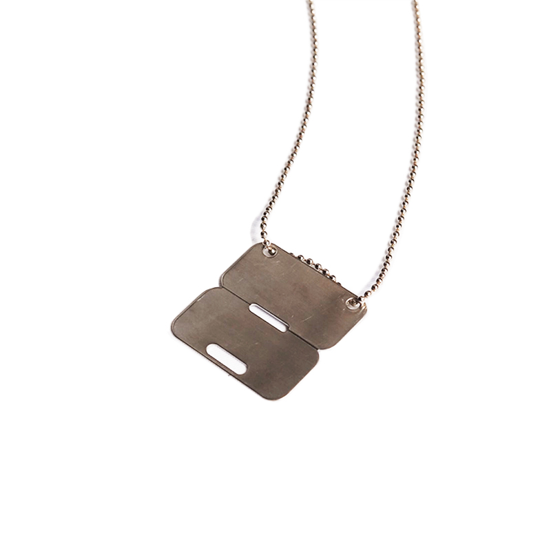 Canadian Military / Deadstock / DogTag