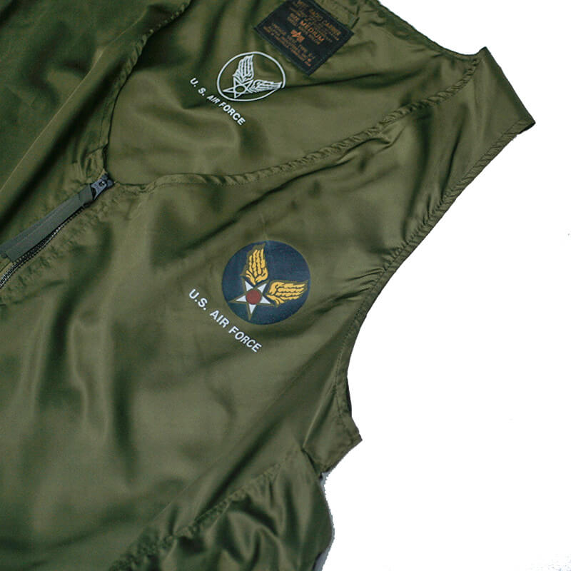 Alpha Industries / US Airforce / Deadstock / E-1 Vest