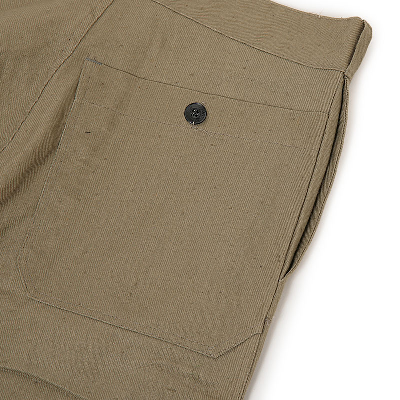 German Military / 1970's Deadstock / Work Cock Pants