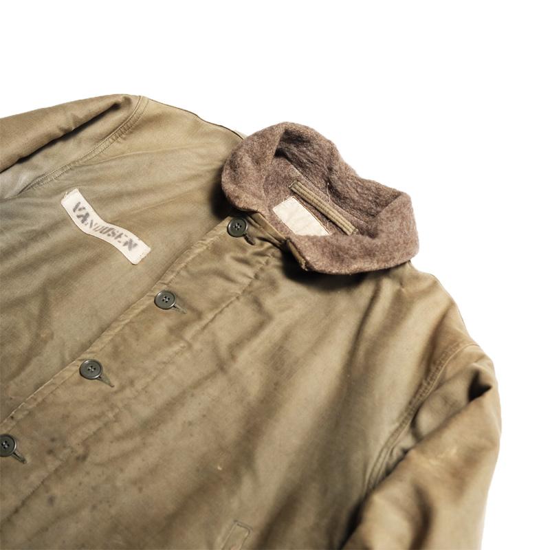 US Navy / 1940'sVintage / N-1 Deck Jacket