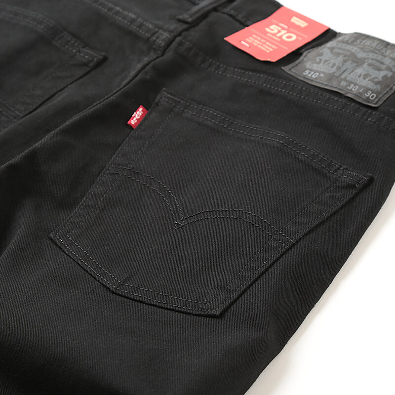Levi's / 510 Stretch Skiny Denim Pants / USA Model