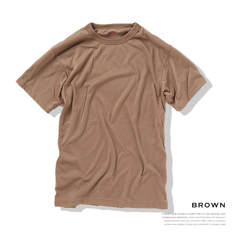 Rothco / Moisture Wicking T-Shirt