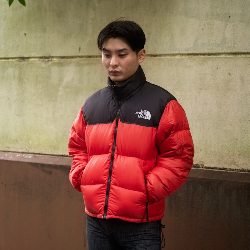 THE NORTH FACE / 1990's Vintage / Nuptse Down Jacket / Medium / 700 Logo有り