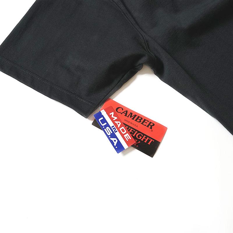 CAMBER / 8.0oz Max Weight Pocket T-Shirt / Made in USA / 2XL、3XL