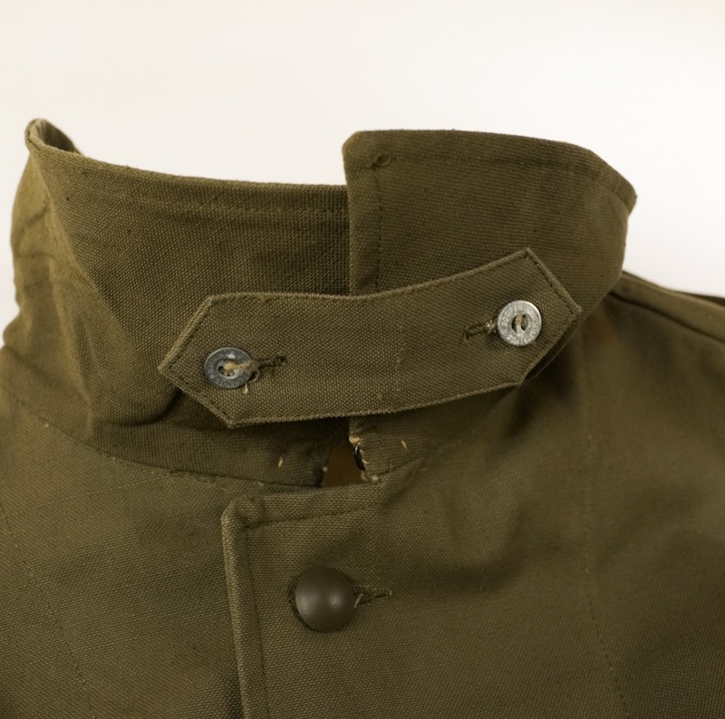 French Army / 1940's Deadstock / Motor Cycle Coat