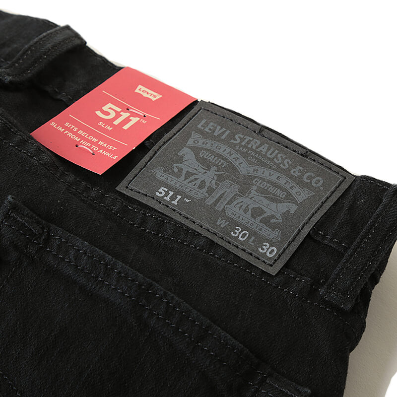 Levi's / 511 Stretch Skinny Denim Pants / USA Model