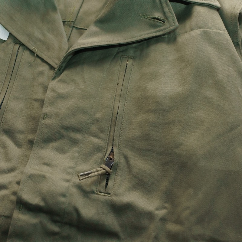 French Army / 1960'sDeadstock / M-64 Cotton Field Jacket