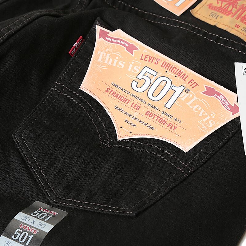 Levi's / 501 Straight Denim Pants / US企画