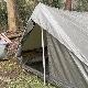 French Military / 1990'sDeadstock / F1 Nylon Tent