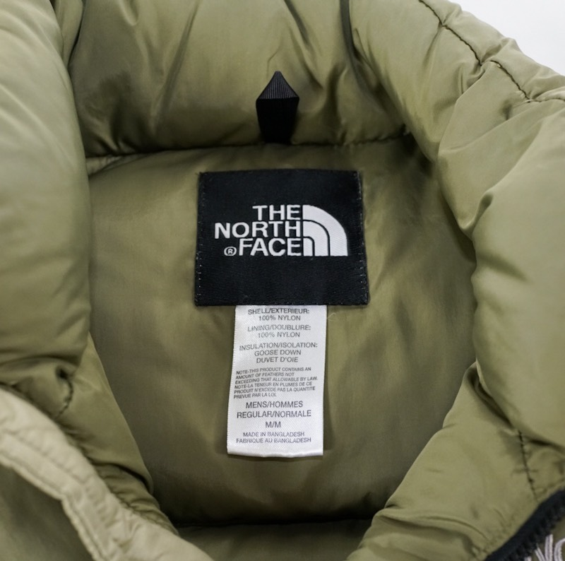 THE NORTH FACE / 1990's Vintage / Nuptse Down Jacket / Medium