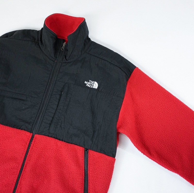 THE NORTH FACE / 1990's Vintage / Denali Fleece Jacket / Large