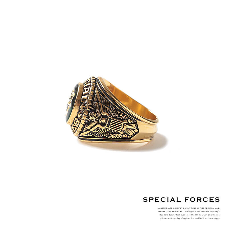 US Military / 1990's Deadstock / Military Ring