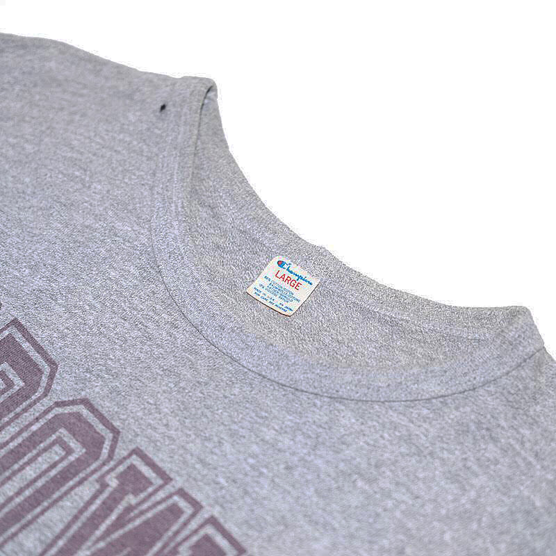Champion × Brown University / 1980's Vintage / T-Shirt