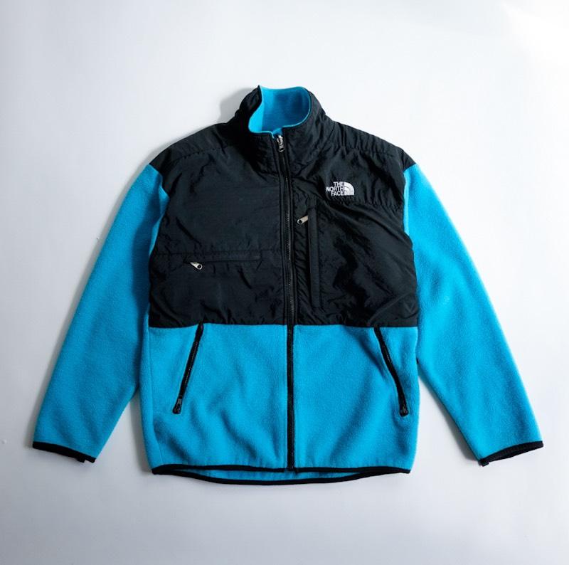 THE NORTH FACE / 1990's Vintage / Denali Fleece Jacket / Medium