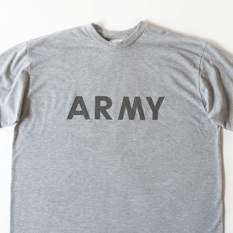 US Army / Deadstock / ARMY Logo T-Shirt / X-Large / バックプリント有