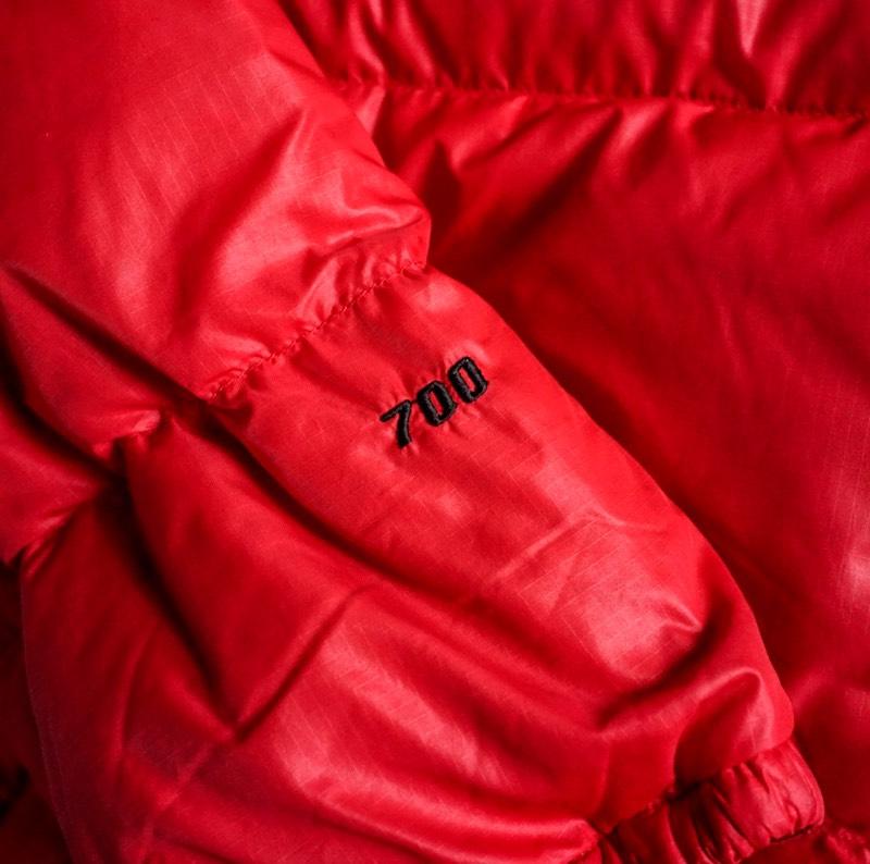 THE NORTH FACE / 1990's Vintage / Nuptse Down Jacket / Large / 700 Logo有り
