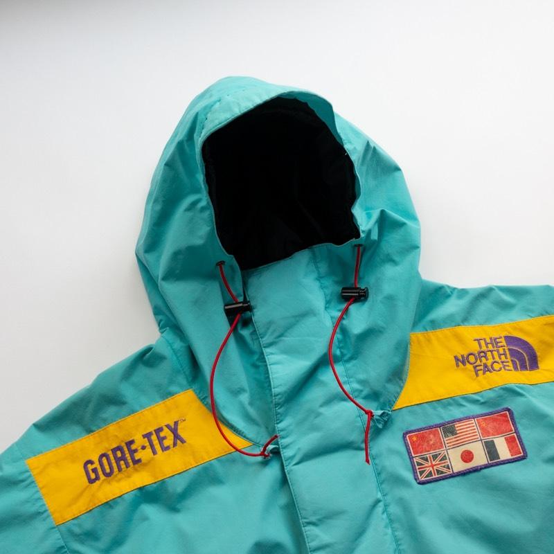 THE NORTH FACE / 1990's Vintage / T.A.E Parka(Trans Antarctica Expedition Parka) / Large