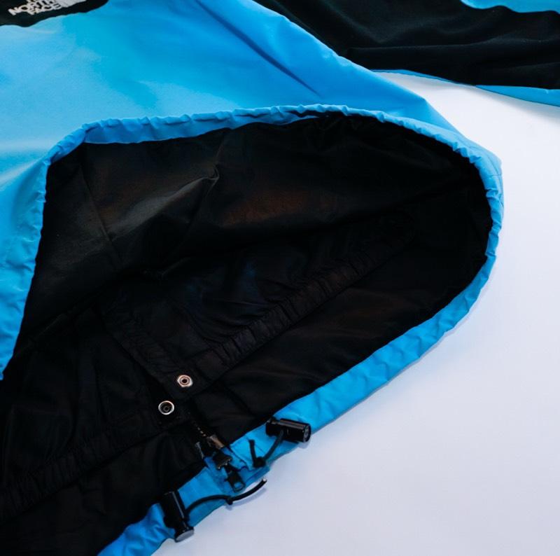 THE NORTH FACE / 1990'sVintage / Mountain Jacket / X-Large / Black×Aqua