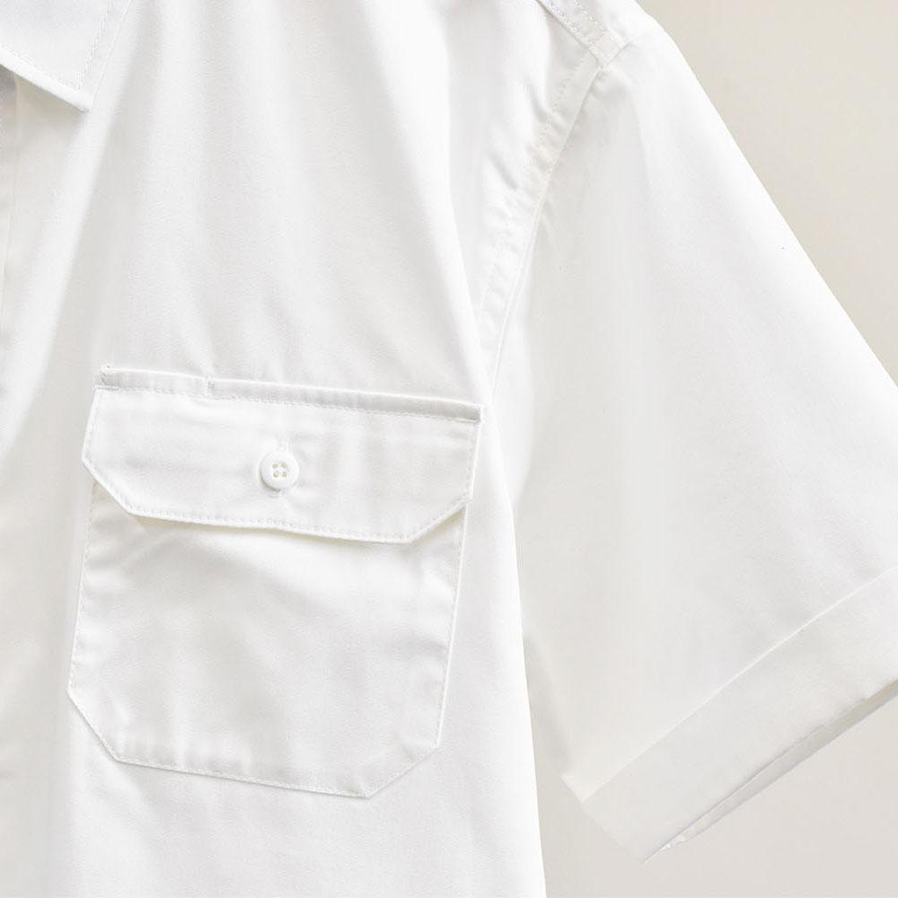 フロントヘム パーソナルエフェクツ ワークシャツ【325】