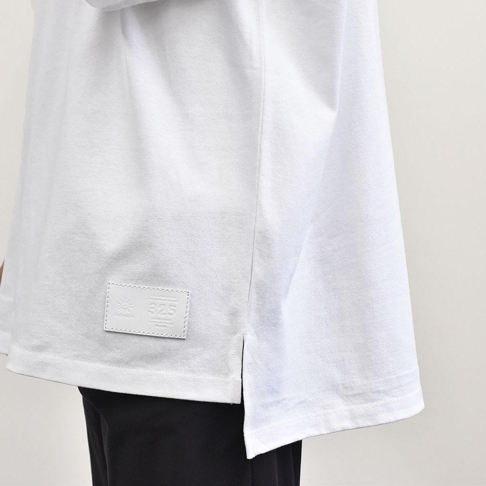 ビッグシルエット サイドスリット Tシャツ【325】