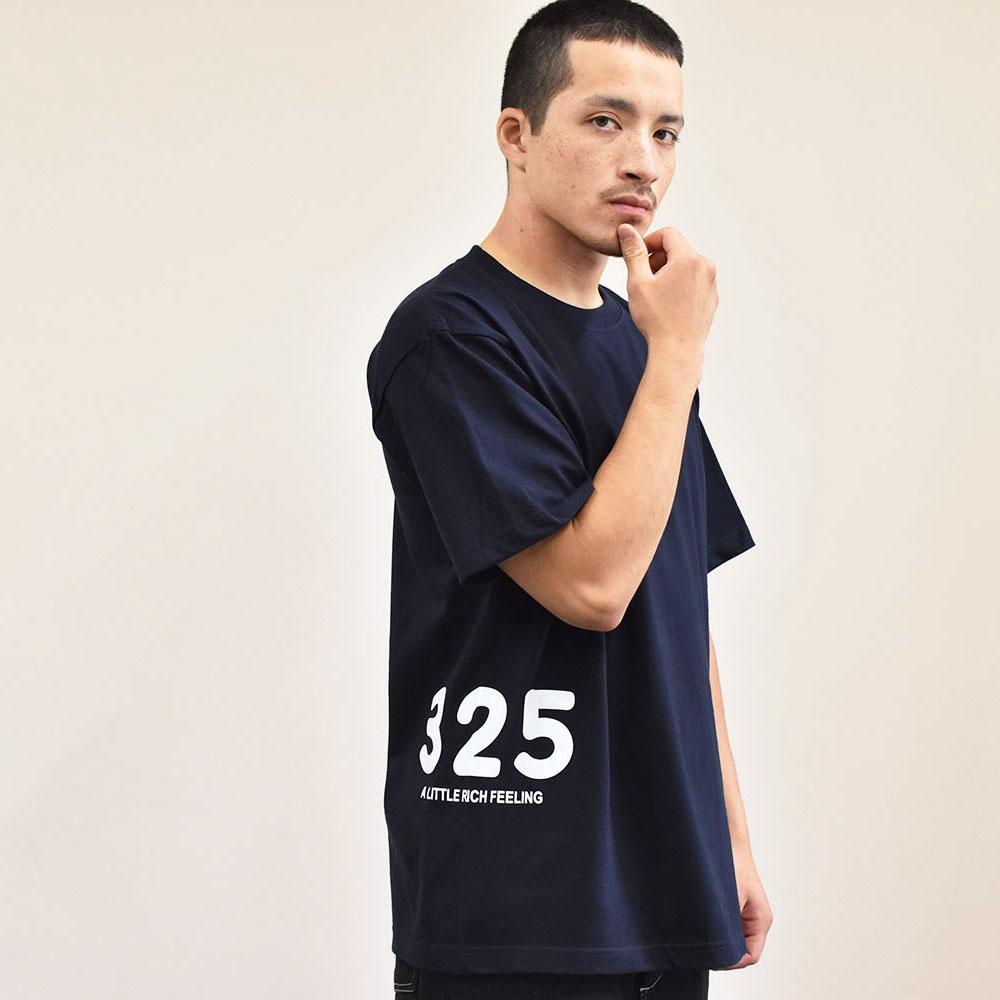 サイドプリント クラシック Tシャツ【325】