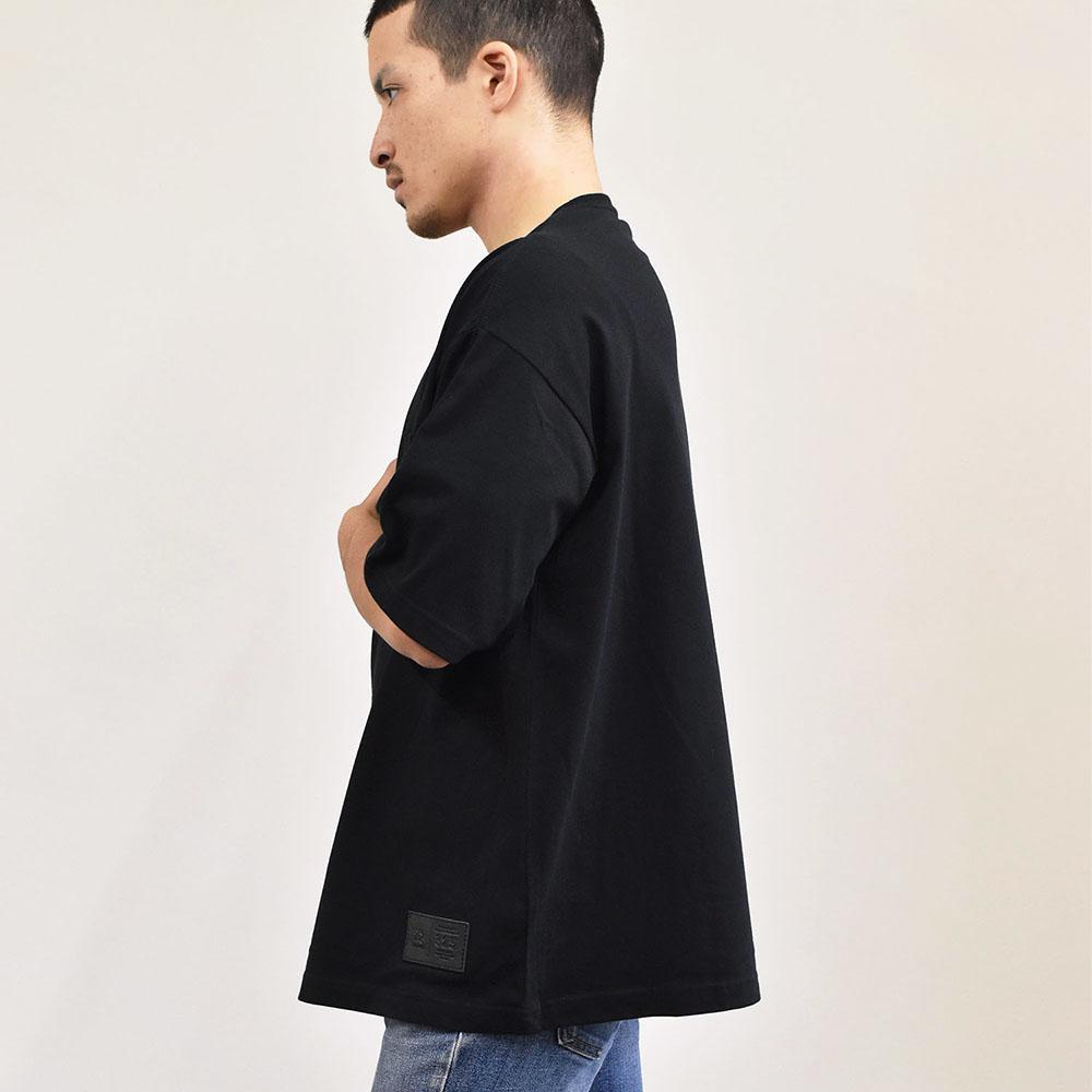 リラックス オーバーサイズ ポケットTシャツ【325】