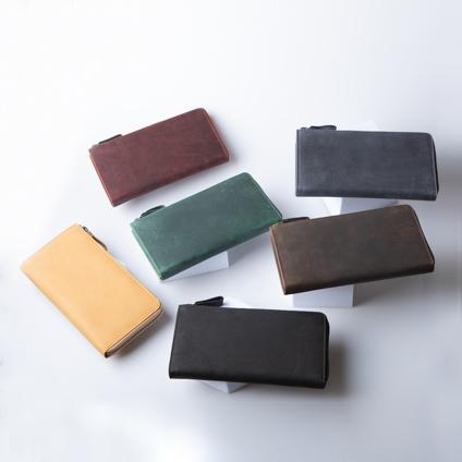 クラウドファンディングで支援金額6,000万円以上を達成。整理整頓長財布「TIDY」Choco