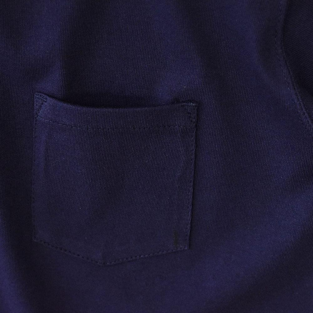 レディース ジャストフィット ポケットTシャツ【325】