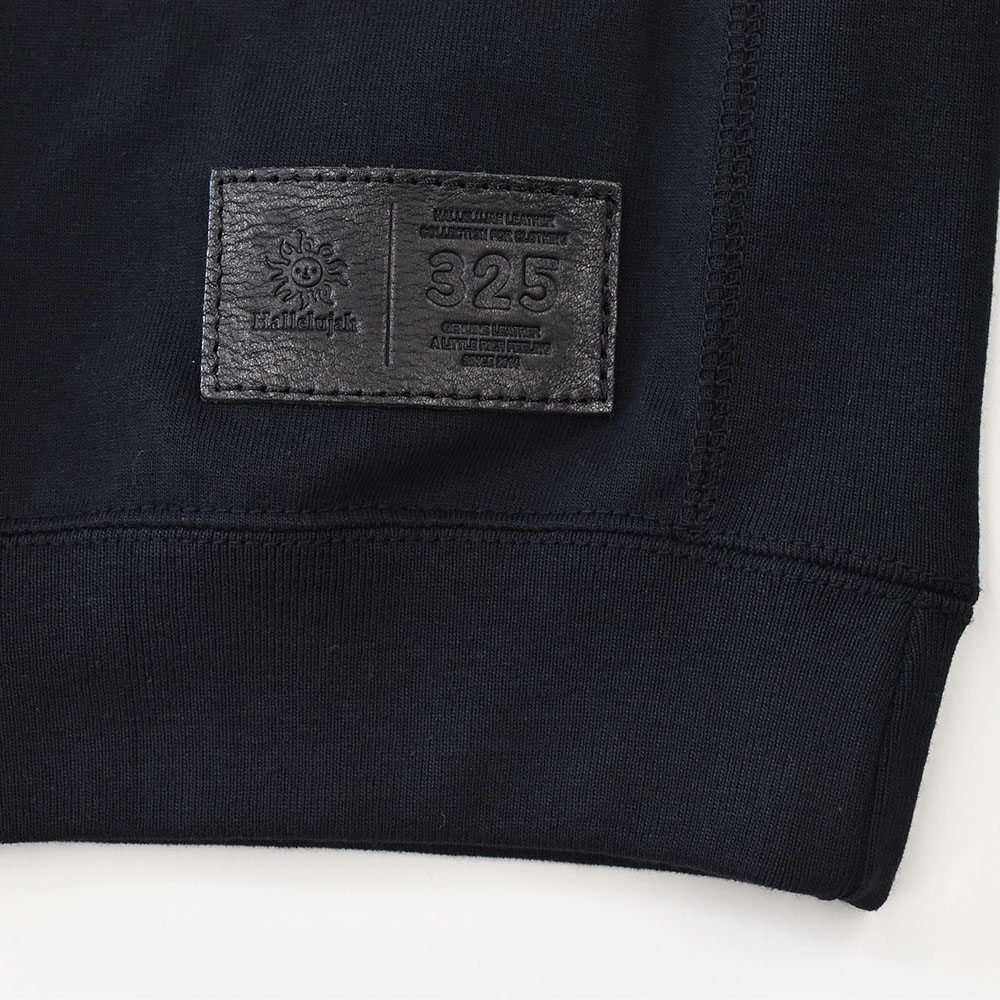 レディース サイドパネルリブ プレーン Tシャツ【325】