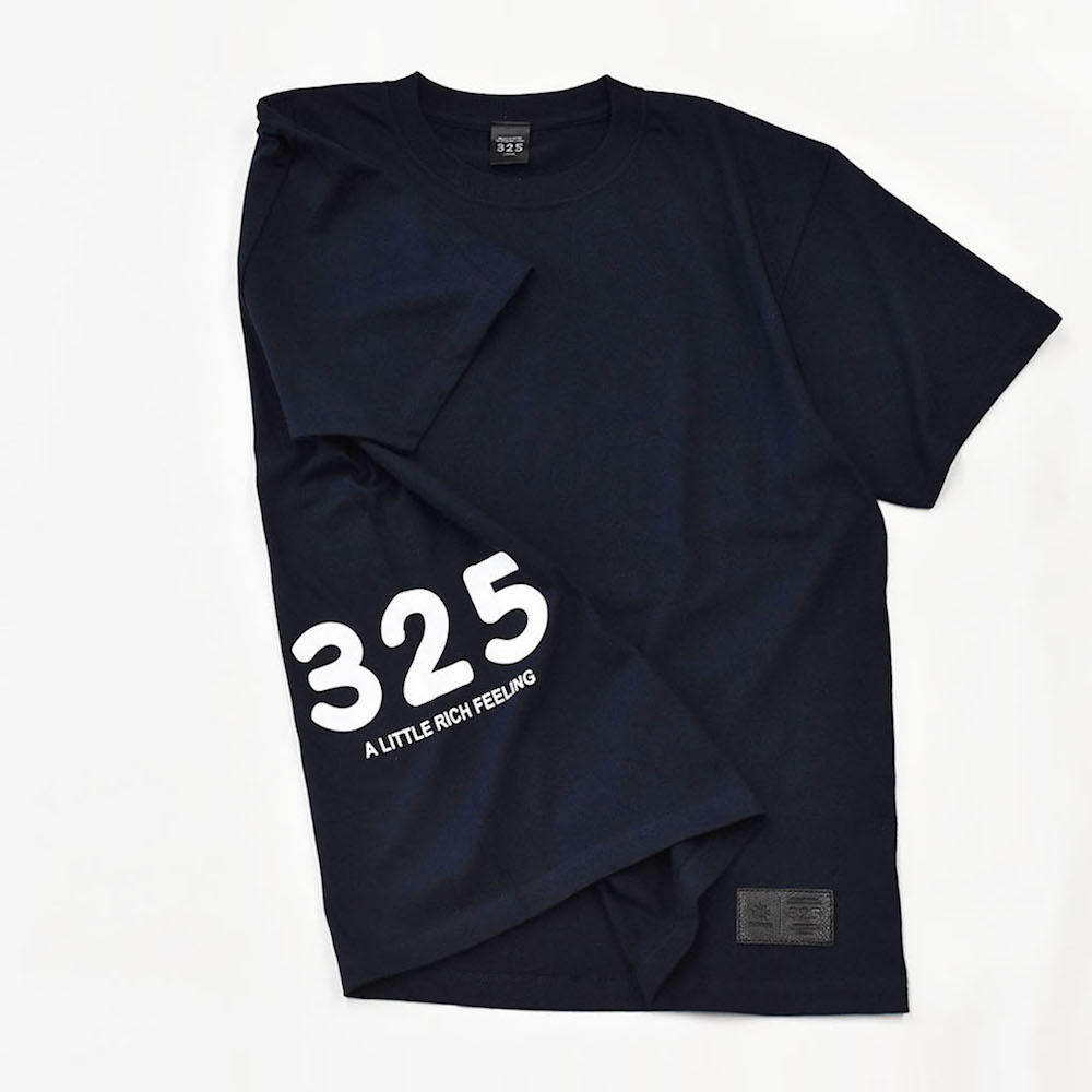 レディース サイドプリント クラシック Tシャツ【325】