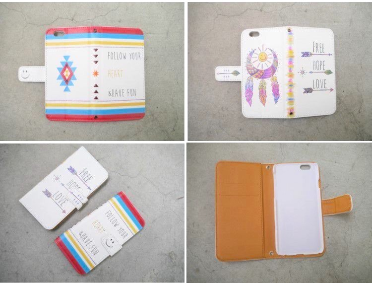 iPhone 6 & 6plus ケース FUNSIDE  / キャンバス×レザー