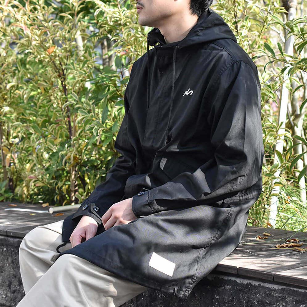 シングルライト モッズコート ウィンドブレイク【325】