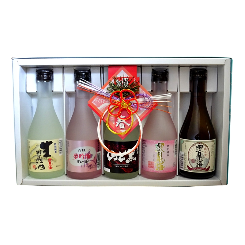 ★お取り寄せ★日本海酒造飲みくらべセット