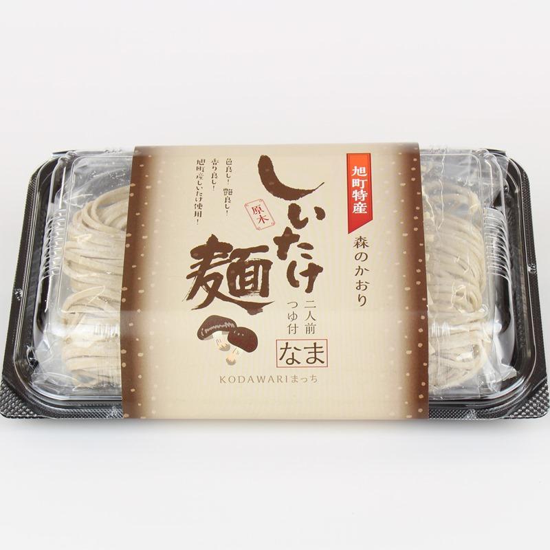 しいたけ麺(うどん)