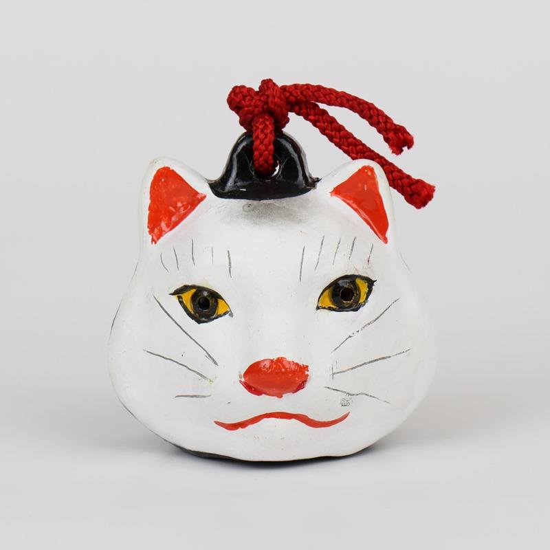 ★お取り寄せ★土鈴(猫)