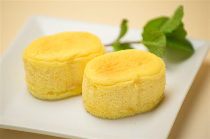 ★お取り寄せ★半熟チーズケーキとシュークリームのセット