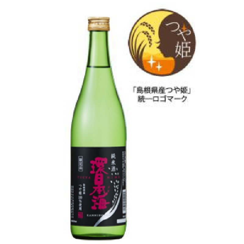 ★春限定★環日本海 純米酒つや姫720mL