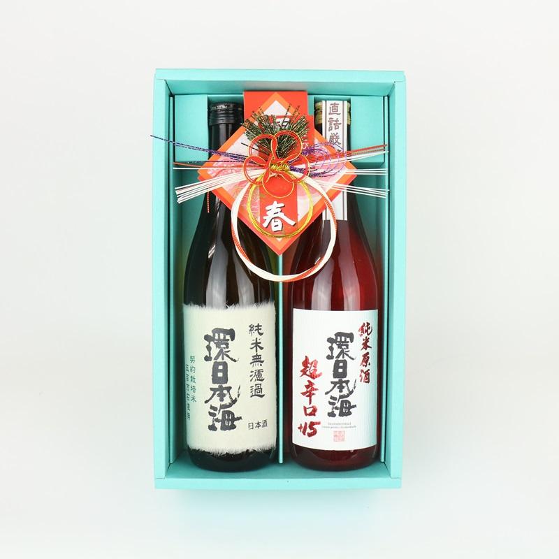 【ギフト包装付き】★お取り寄せ★日本海酒造・環日本海 酒紀行