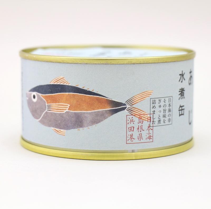 浜田のどんちっちあじ水煮缶詰