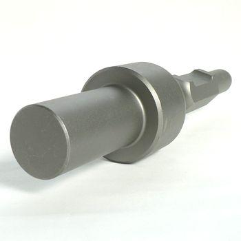 電動ブレーカー用単管パイプ打込みタガネ(差込型)