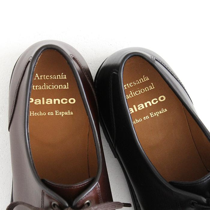 【別注】Palanco パランコ プレーントゥダービー レースアップシューズ No.1003 レディース