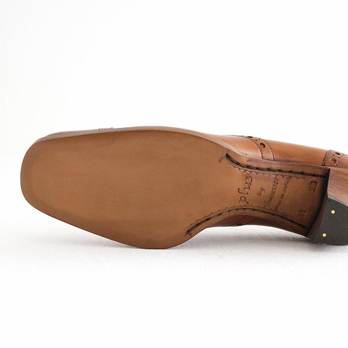 plus by chausser プリュス バイ ショセ ボタンシューズ PC-5050 レディース 靴