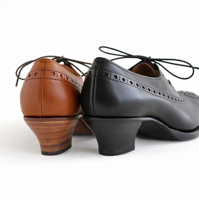 plus by chausser プリュスバイショセ ギリーシューズ PC-5059 レディース 靴