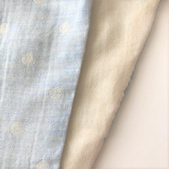 キッズふんてぃ [Mサイズ/ドット/ブルー]