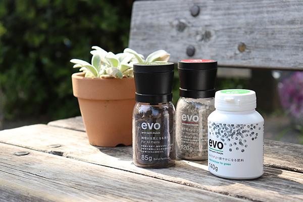【予約商品】evo 植物が元気になる肥料 85g(ロット:12)
