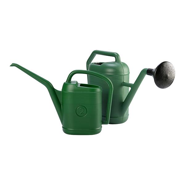 PLASTIME ジョーロ 2L グリーン(ロット:6)