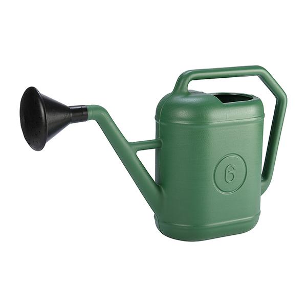 PLASTIME ジョーロ 6L グリーン(ロット:4)