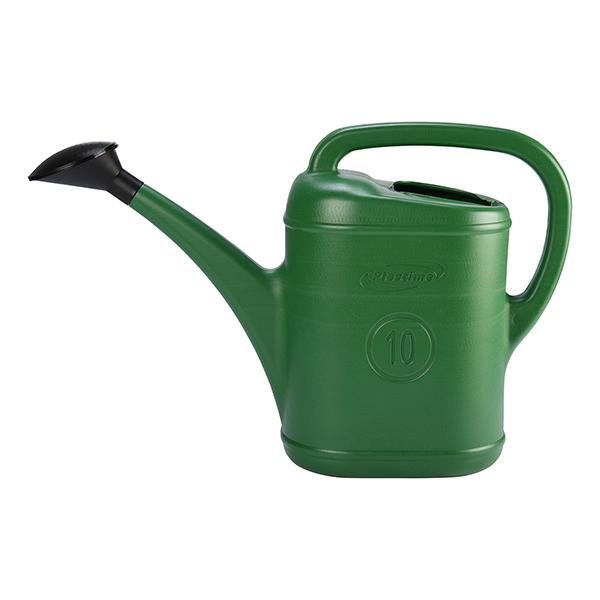 PLASTIME ジョーロ 10L グリーン(ロット:2)