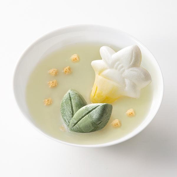 スープ :枝豆